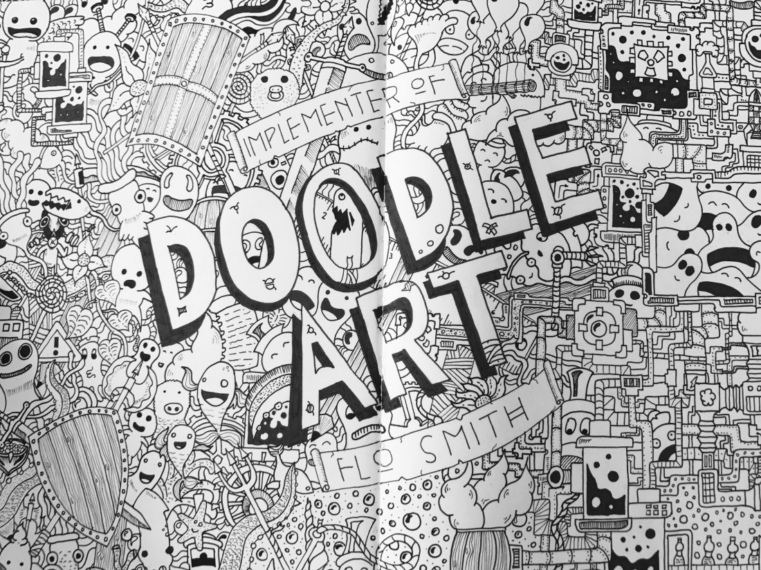 Doodle Art – Crayonary